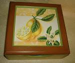 lemons-pintura decorativa