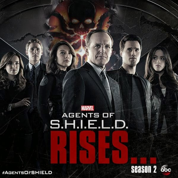 Marvel's Agents of SHIELD Estrenos Septiembre 2014 Tropa Friki