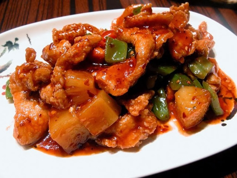 how to make chicken manchurian easy recipe.