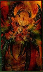 Iblis Lucifer Azazil