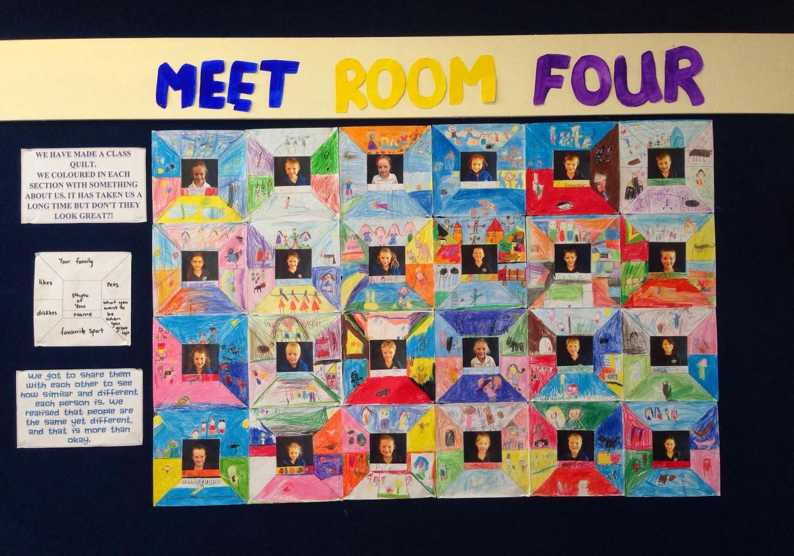 Classroom Quilt Themes : Classroom quilt