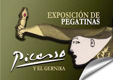EXPOSICION DE PEGATINAS PICASSO Y EL GERNIKA