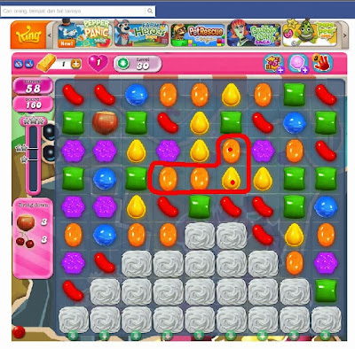 Cara Main Candy Crush Saga update