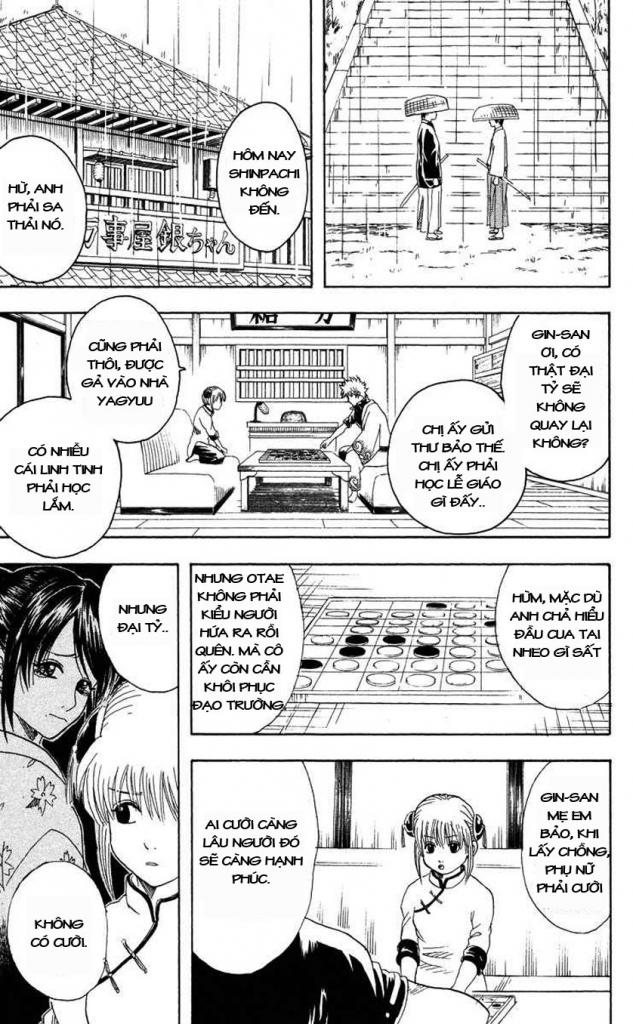 Gintama chap 611 page 16 - IZTruyenTranh.com