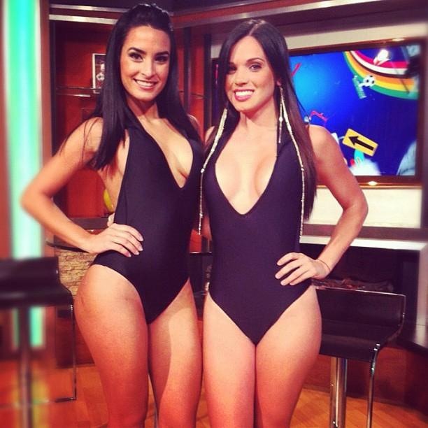 Las chicas del tiempo latinas ms sexis de la televisin