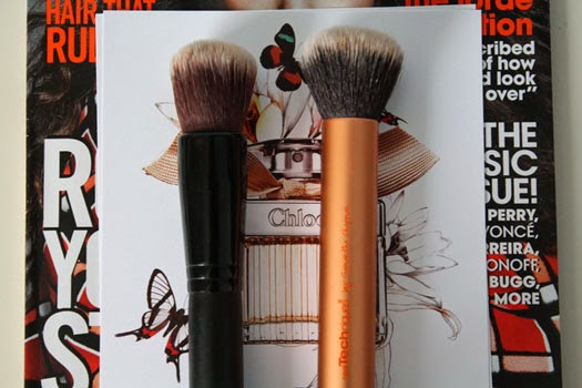 A Buffing Brush Dupe?