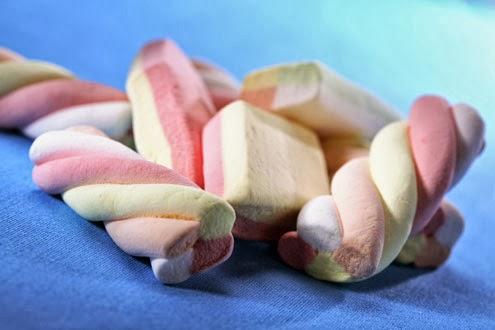 Lista de Materiais - Bonecos de Marshmallow