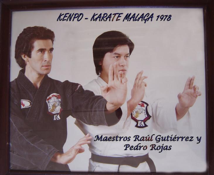 Kenpo-Karate desde los 70s