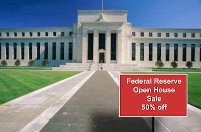 US Federal Reserve Open House Sale