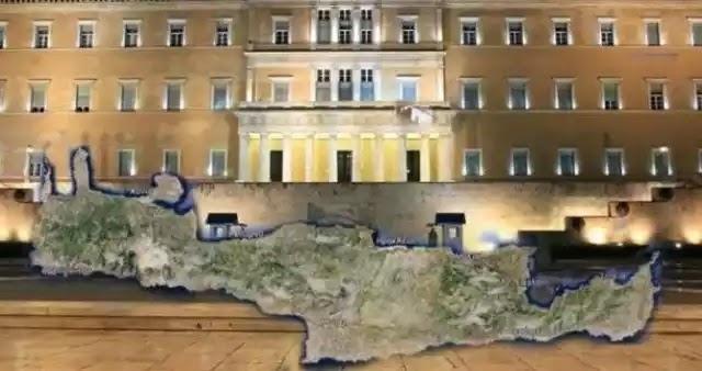 """Η Κρήτη στήριξε ΣΥΡΙΖΑ,(το νέο ΠΑΣΟΚ) αλλά δεν θέλει """"μετανάστες""""...!!!"""