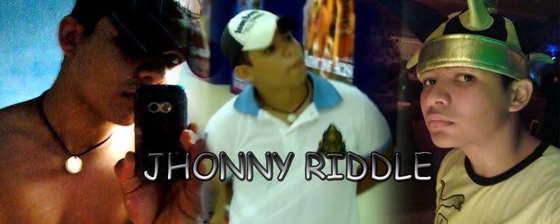 Jhonny Riddle