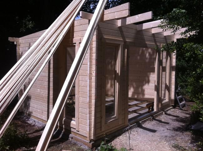 Cabin Living Thames Ditton Garden Office