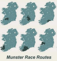 Munster Race Routes