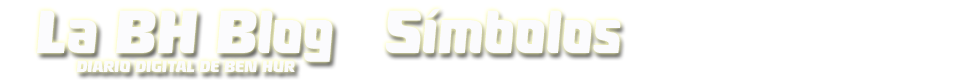 La BH Blog - Simbolos