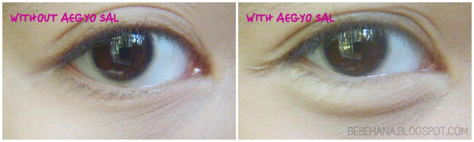 bebeyhana: Ulzzang Make Up Tutorial Series: Natural Looking Aegyo Sal