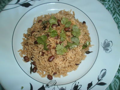 easy indian veg rice recipes