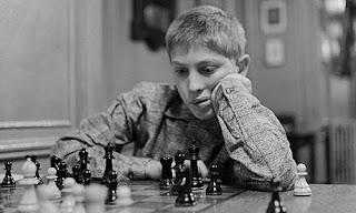 Bobby Fischer à 13 ans