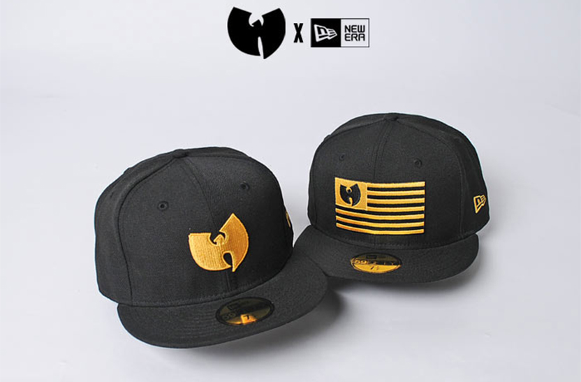 Fitted Nation  Wu-Tang Clan x New Era Cap 4d6fb8518a9