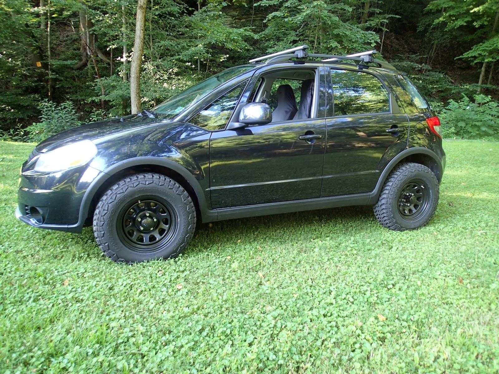 Suzuki Sx Lifted