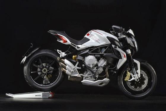 Foto Motor MV Agusta Brutale 800 Dragster 2014 HD Wallaper