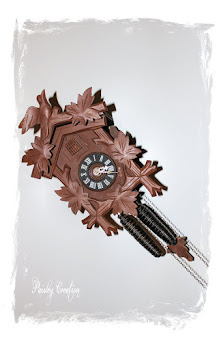 BLACK FOREST German Cuckoo Bird Wall Clock