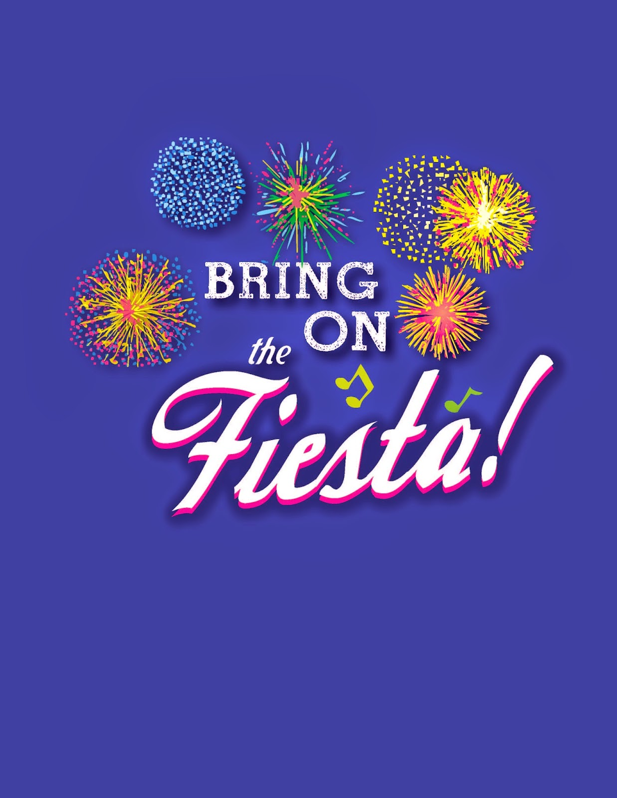 Bring On The Fiesta For National Nursing Home Week Long