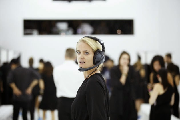 Fashion Week Is Like for a Production Director