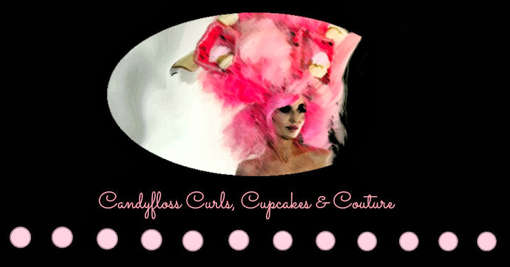 Candyfloss Curls, Cupcakes and Couture | UK Fashion and Lifestyle Blog