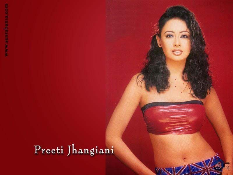 Koleksi Foto Preeti Jhangiani 3