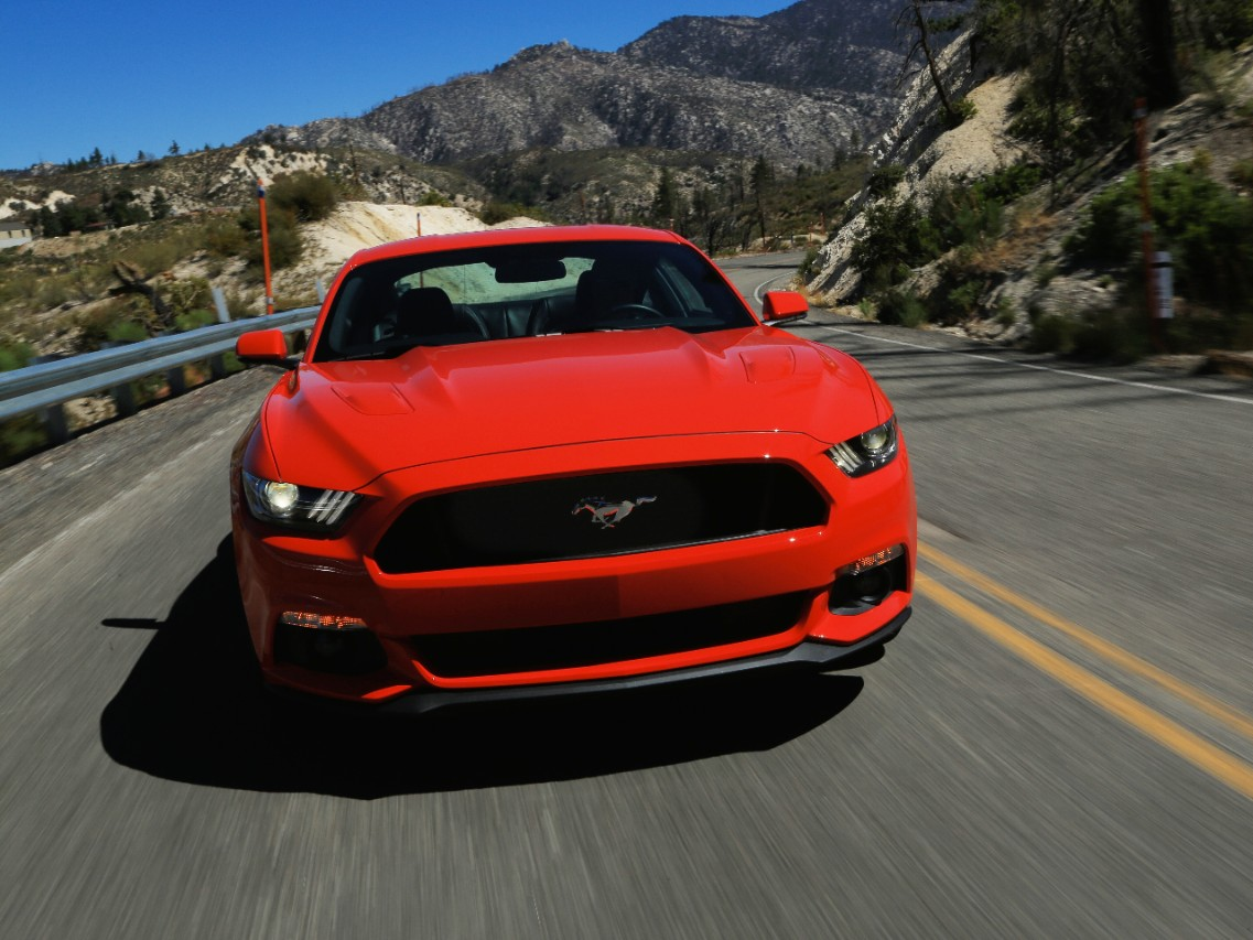 Ford Racing & Roush Performance's Supercharger Kit Delivers Insane Horsepower