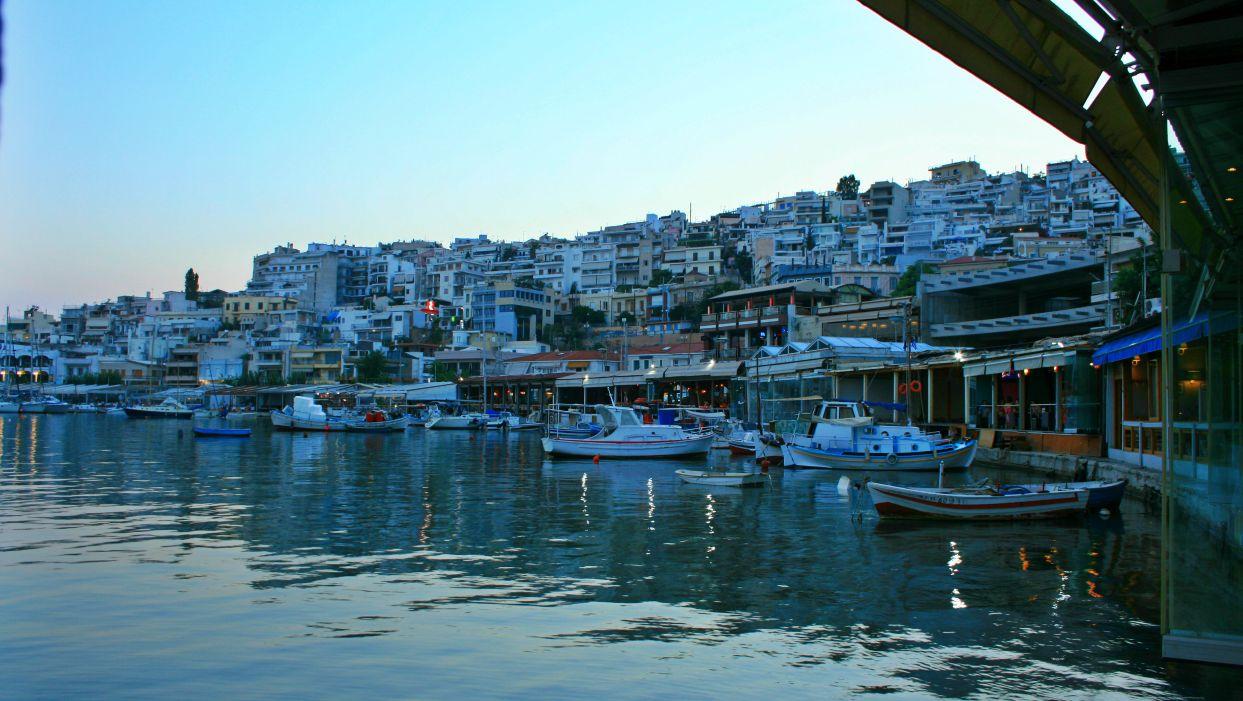 Microlimano, Piraeus (Atenas, Grecia)