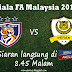 siaran langsung johor darul takzim vs perak 25 januari 2013 - astro arena