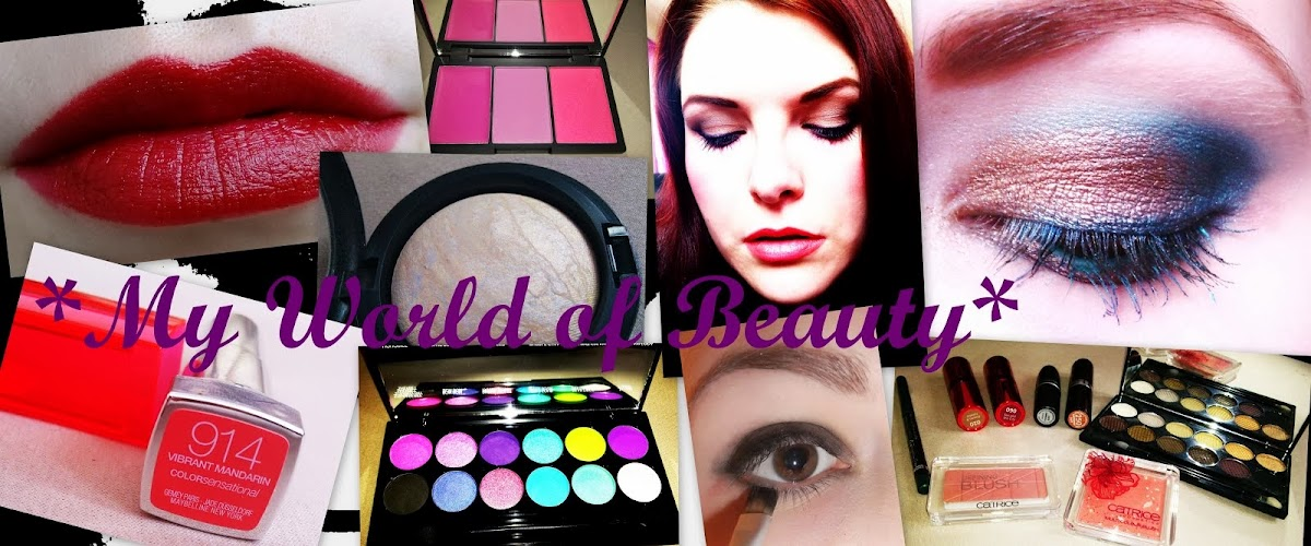 my world of beauty