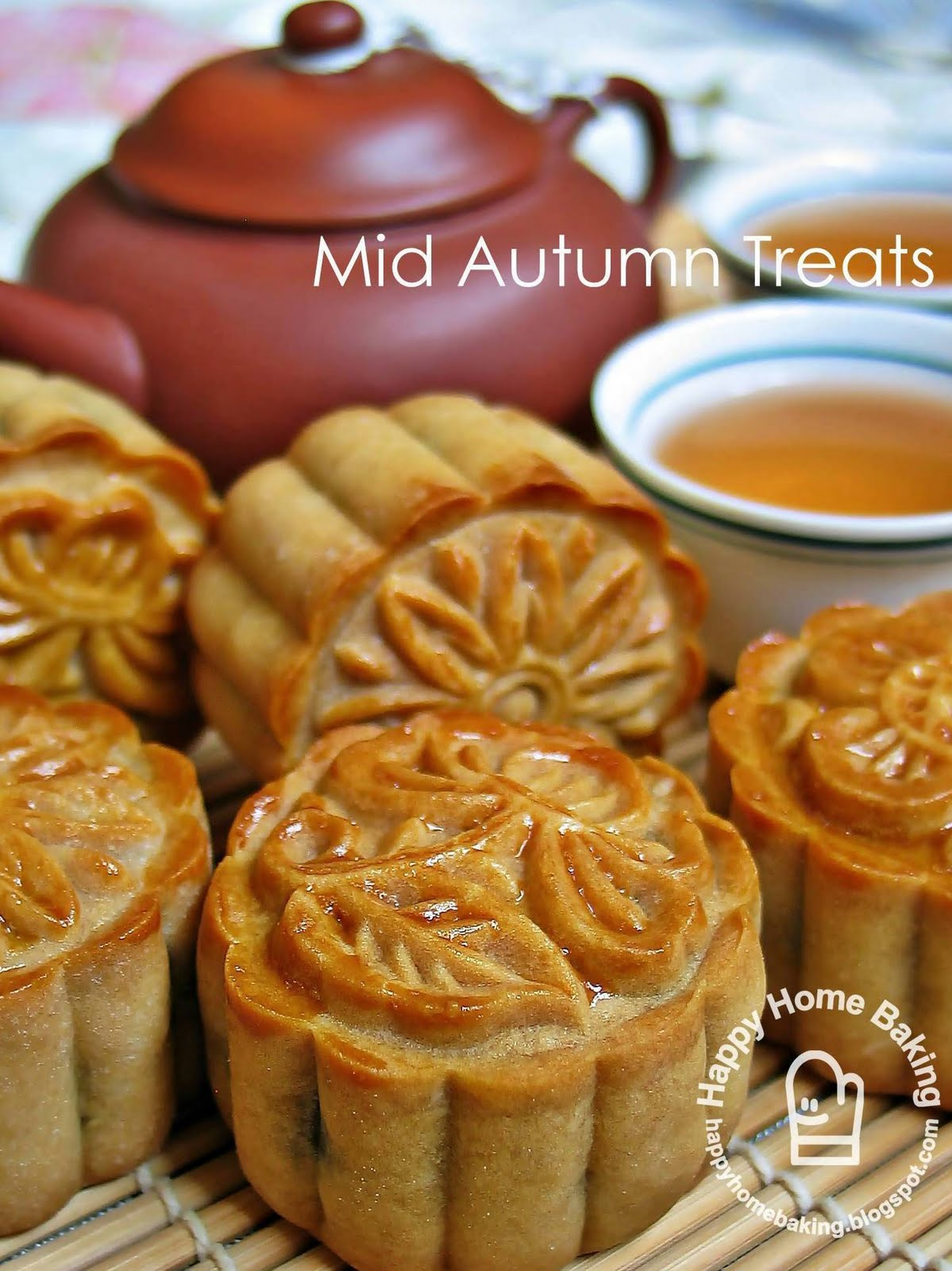 Chinese Moon Cakes Images