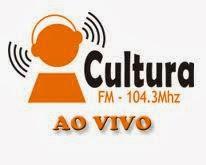 ouvir a Rádio Cultura FM 104,3 Picos PI