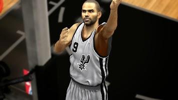 NBA 2k14 Tony Parker Cyberface Patch