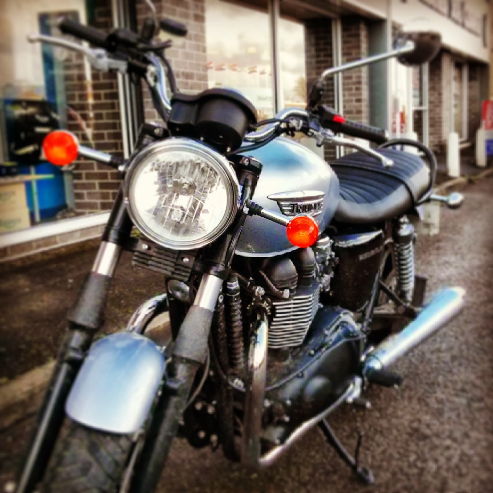The motorcycle obsession