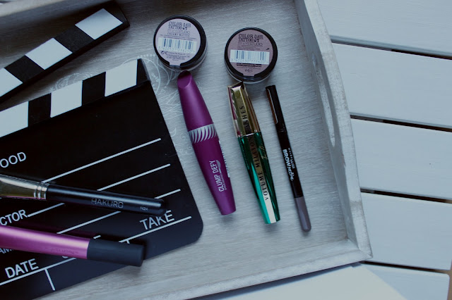 haul rossmann -49% loreal volume million lashes feline, max factor clump defy, maybelline color tatoo pernament taupe creme de rose, maybelline satin brow dark brown