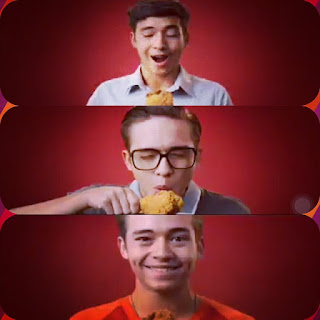 Jameson Blake Guy in Bingo Cookie Sandwich Commercial