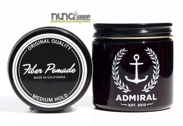 Medium Hold Fiber Pomade Premium