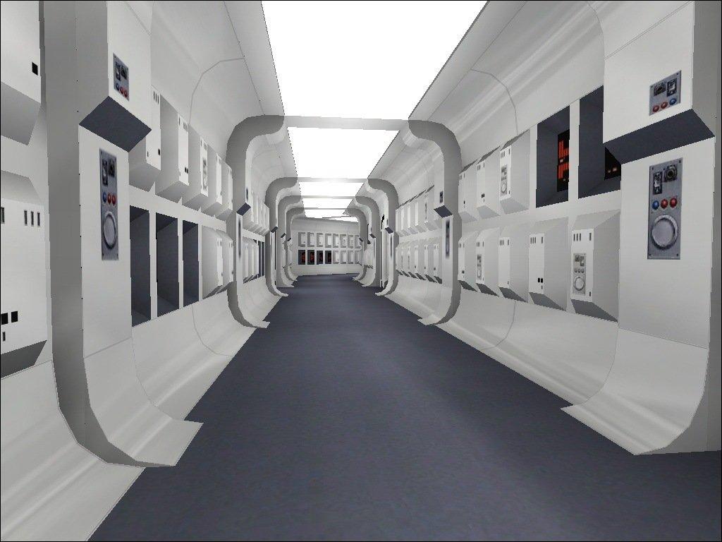 Cronoviajes star wars alternativo ii metr polis for Interior halcon milenario