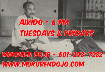 Aikido - 6pm - Tues, Fri