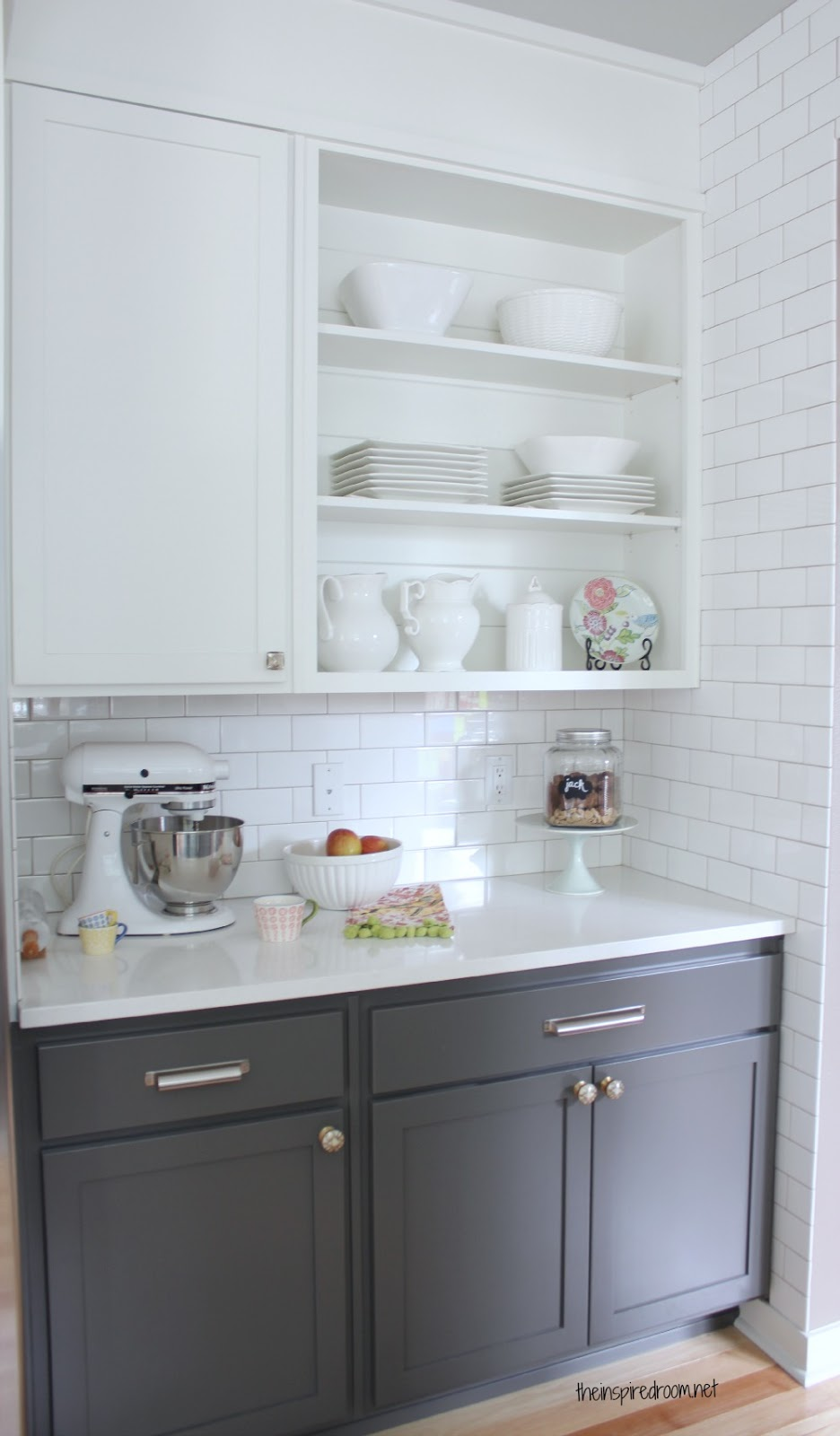How to find the perfect white paint for Find kitchen cabinets