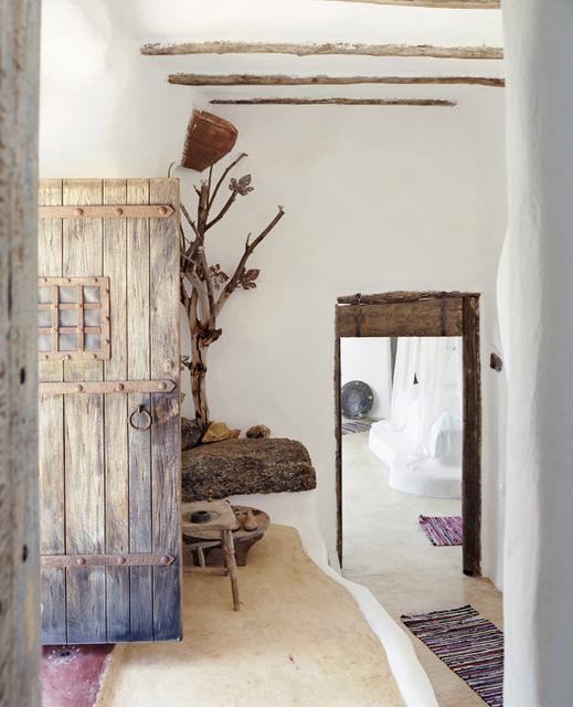 En mi espacio vital muebles recuperados y decoraci n - Decorar casas de pueblo ...