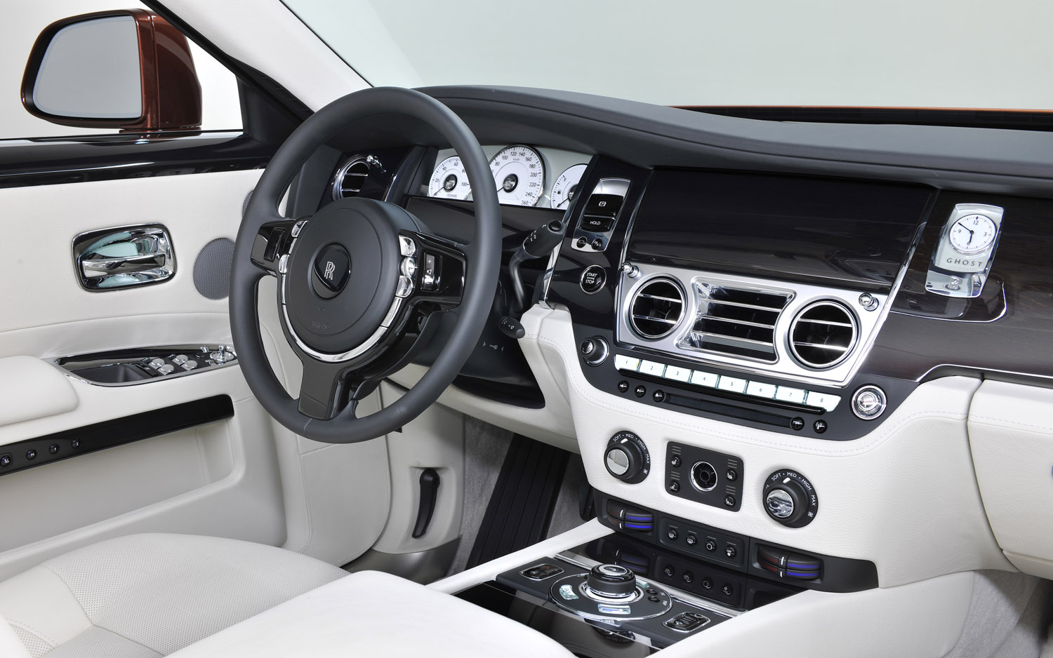 Cars wallpapers rolls royce for Rolls royce ghost interior