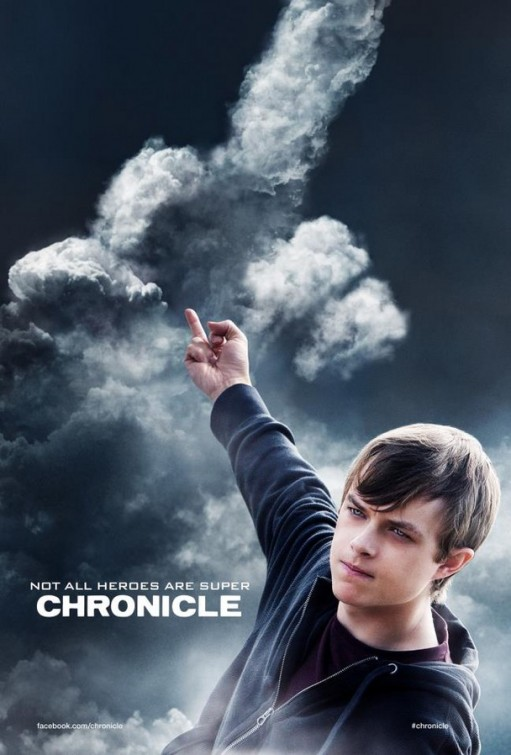 poder sem limites chronicle 1 Poder Sem Limites Legendado AVI + RMVB