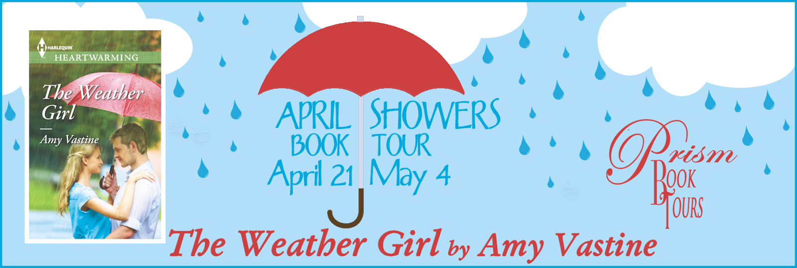 The Weather Girl Blog Tour