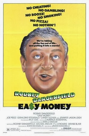 Easy Money Rodney Dangerfield Joe Pesci 1983
