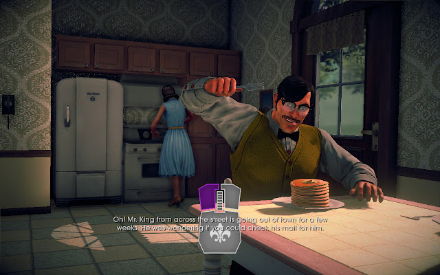 Saints Row IV waffles QTE
