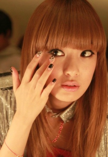 Celeb Nails | After School's Jooyeon
